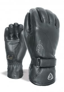 detail Dámské rukavice LEVEL CLASSIC W kožené 5123e63e59