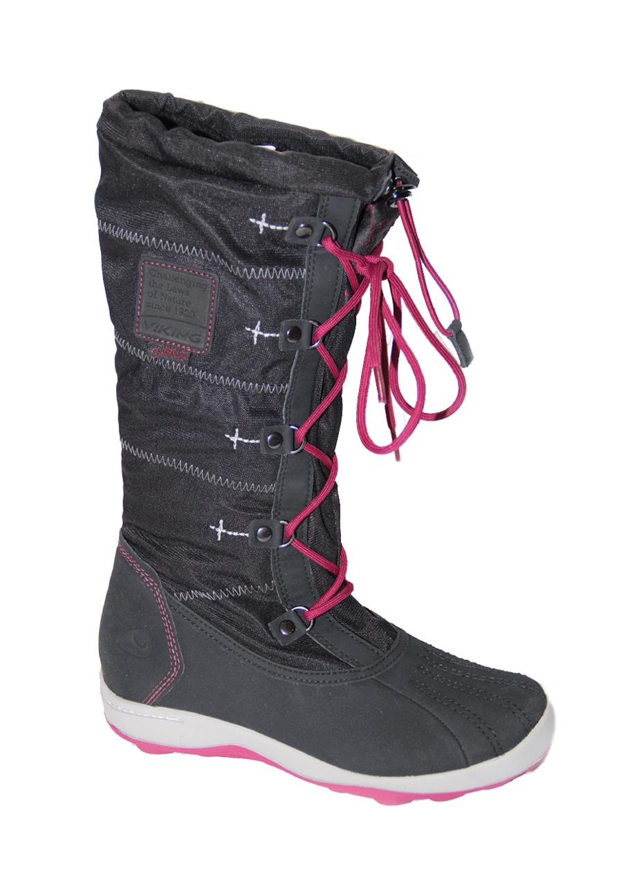 32c8baec03 detail Dětské zimní boty VIKING 83570 HEKLA GTX