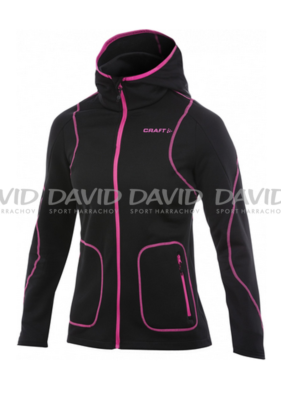 náhled CRAFT 1901675 ACTIVE FULL ZIP - mikina W