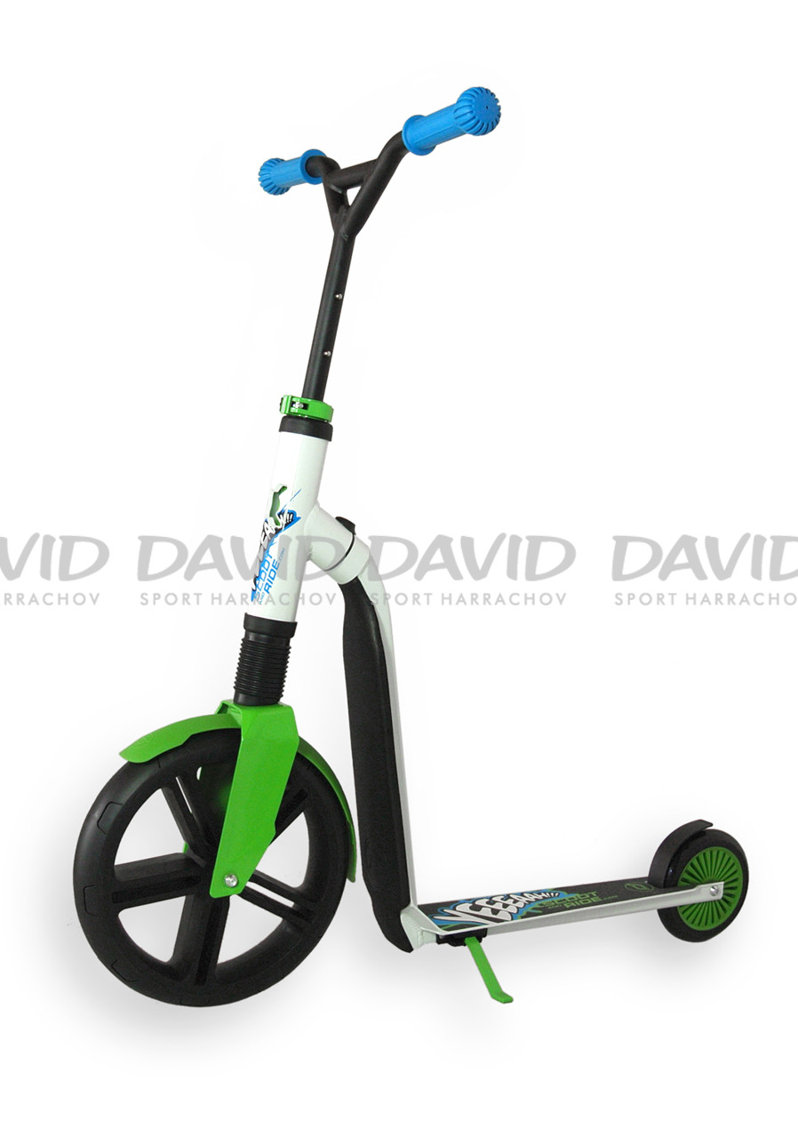 náhled Scootandride Highwaygangster Wht/Green