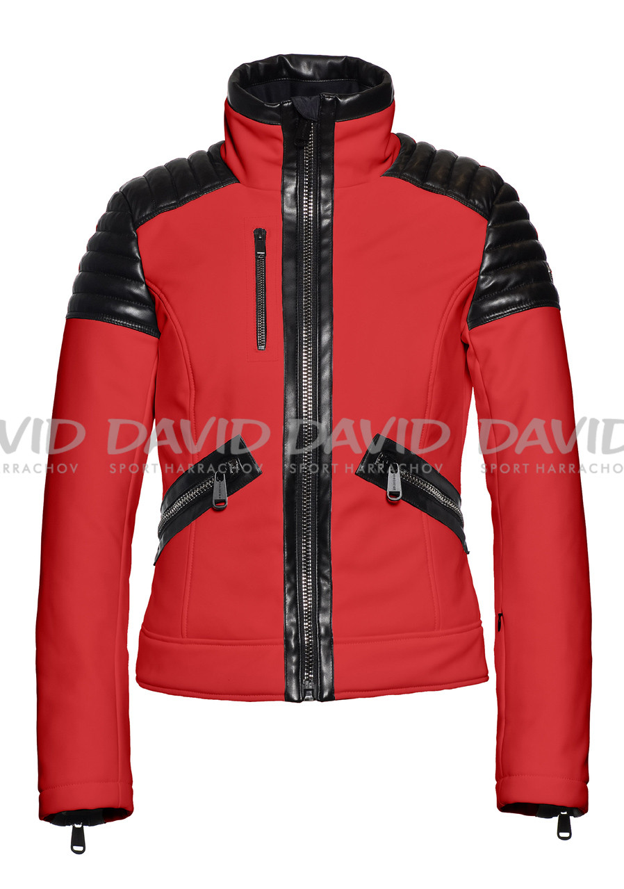 detail Dámská bunda GOLDBERGH 1610173 LEONIE JACKET RED