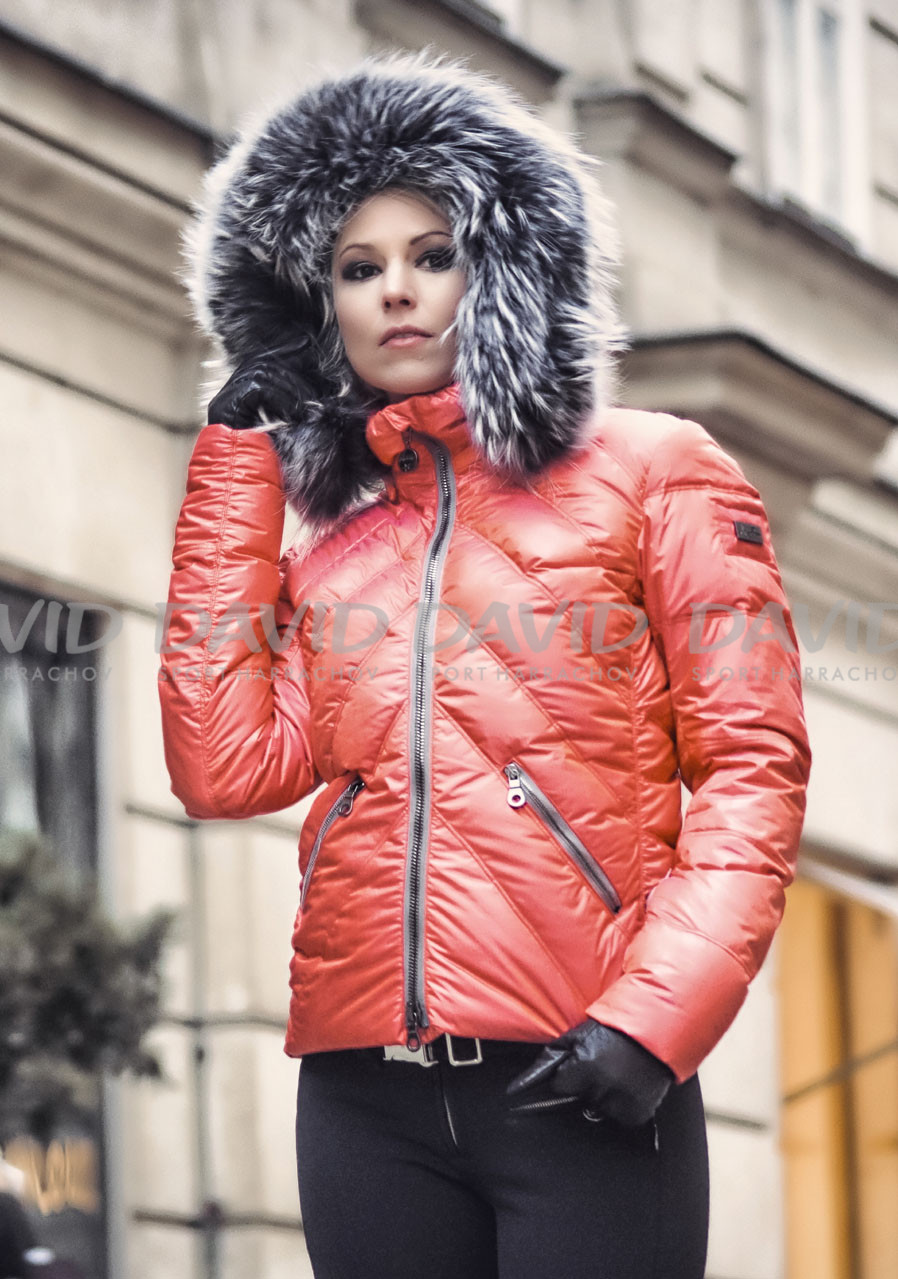 HIGH SOCIETY MARY SKI JACKET