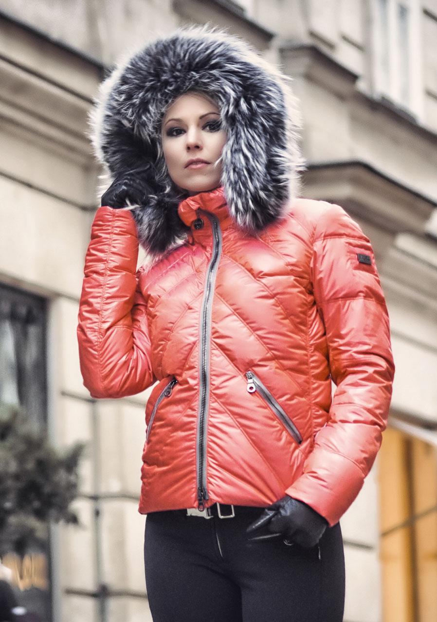 Dámská zimní bunda COLMAR 15-2812 L.REV.D. 90 | David ...