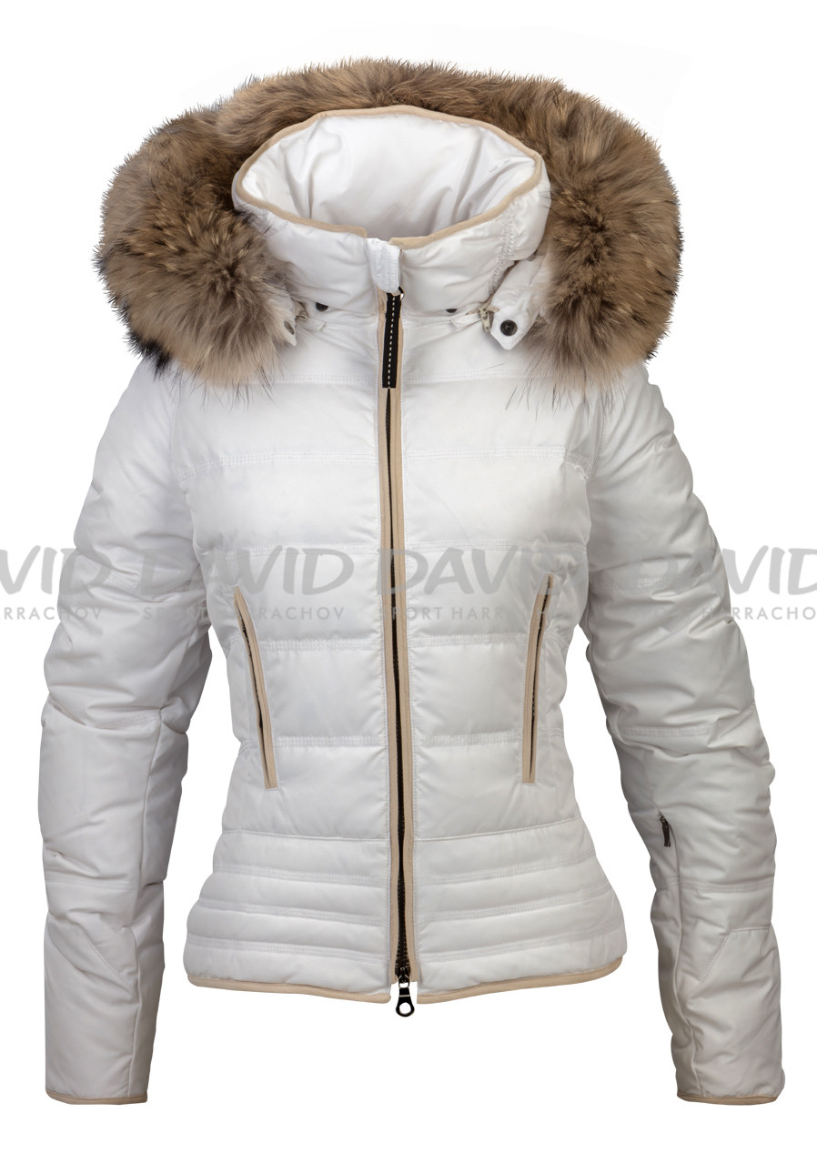 KELLY JULIA SKI JACKET WHITE