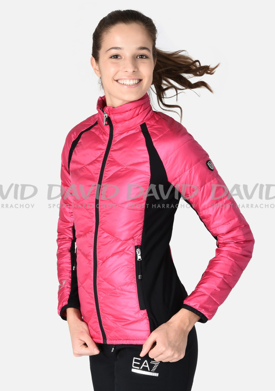 ARMANI 6YTB21 DOWN JACKET PINKBERRY