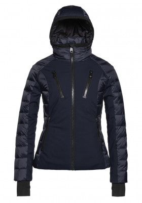 Goldbergh FOSFOR jacket DARK NAVY