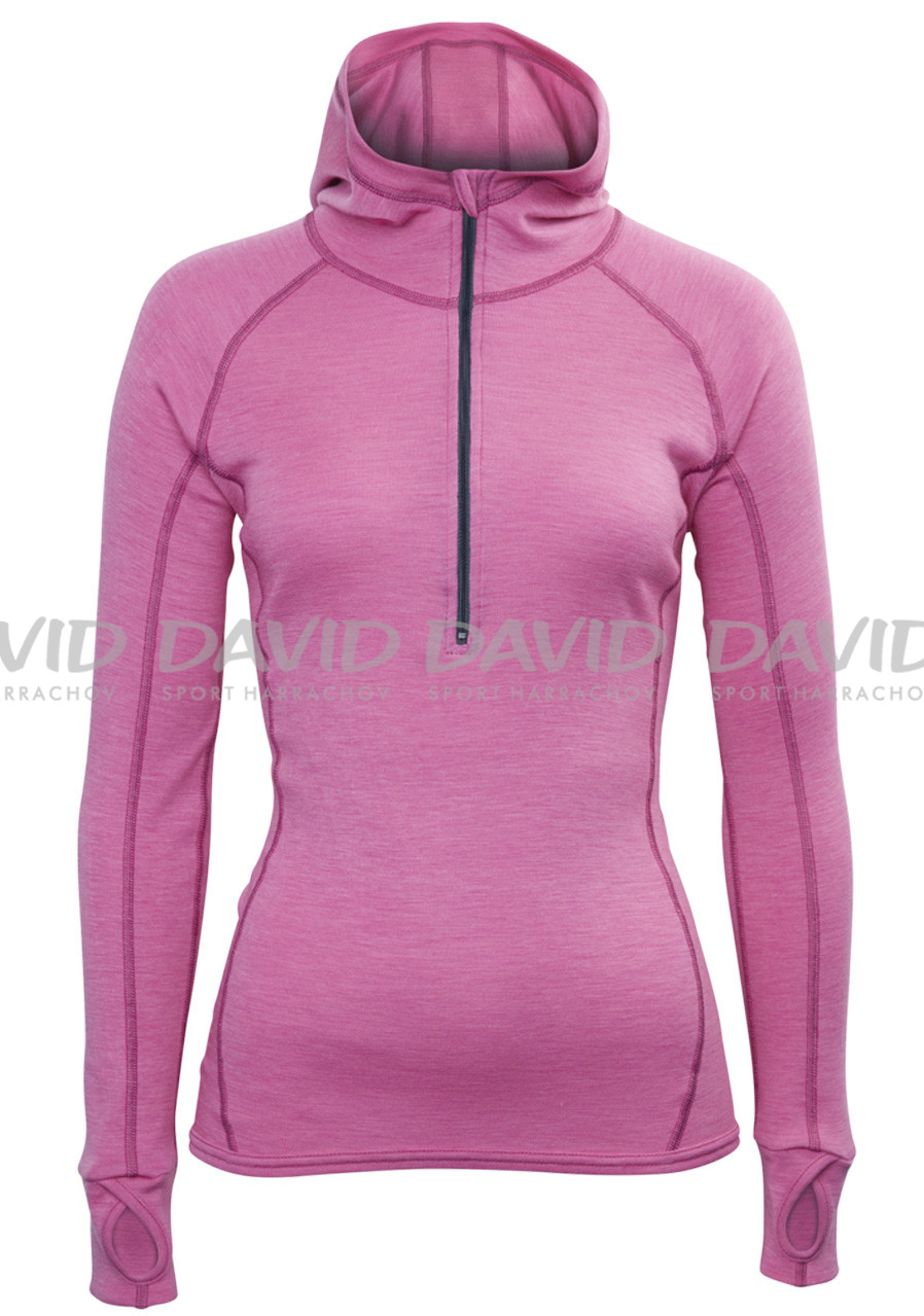 BRYNJE LADY CLASSIC WOOL HOODED
