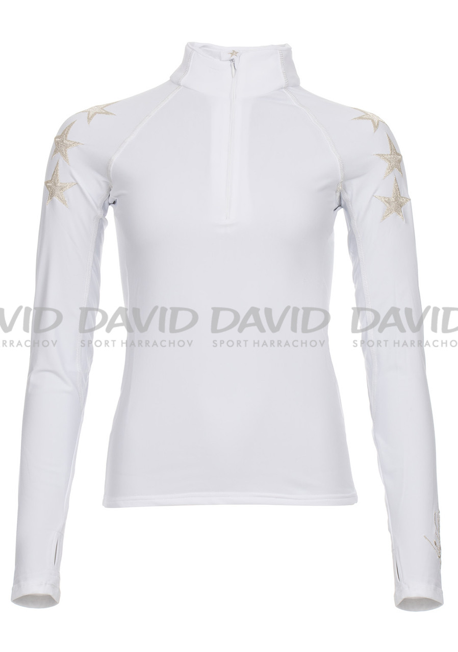 Dámský roláček High Society Sophie Shirt white