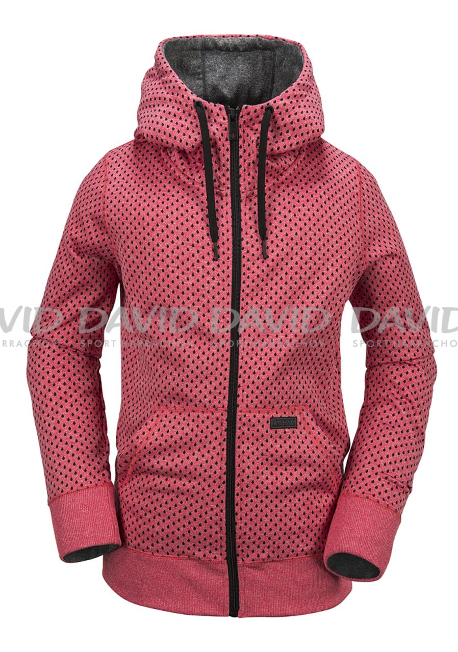 detail VOLCOM STONE DOT FLEECE