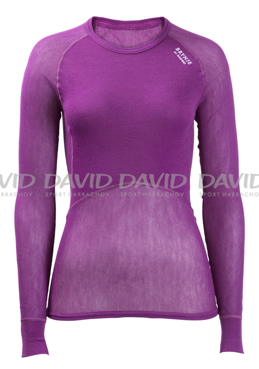 BRYNJE LADY WOOL THERMO LIGHT SHIRT