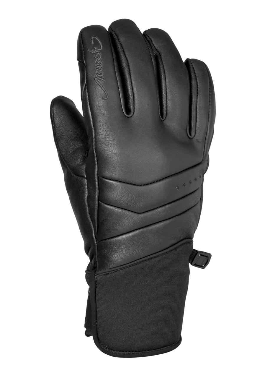 detail Dámské rukavice REUSCH TORINA černé d77490f4ca