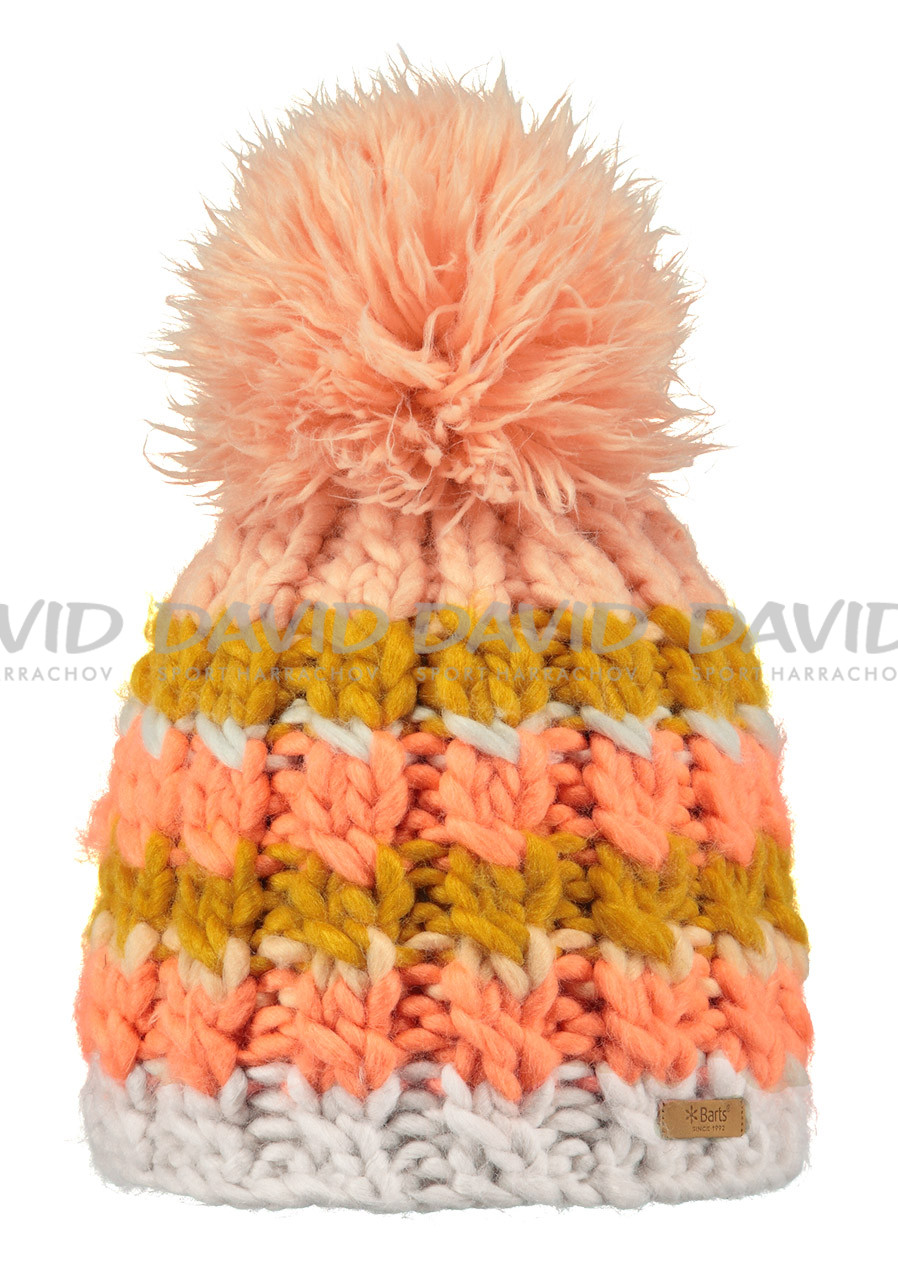 BARTS FEATHER BEANIE OYSTER