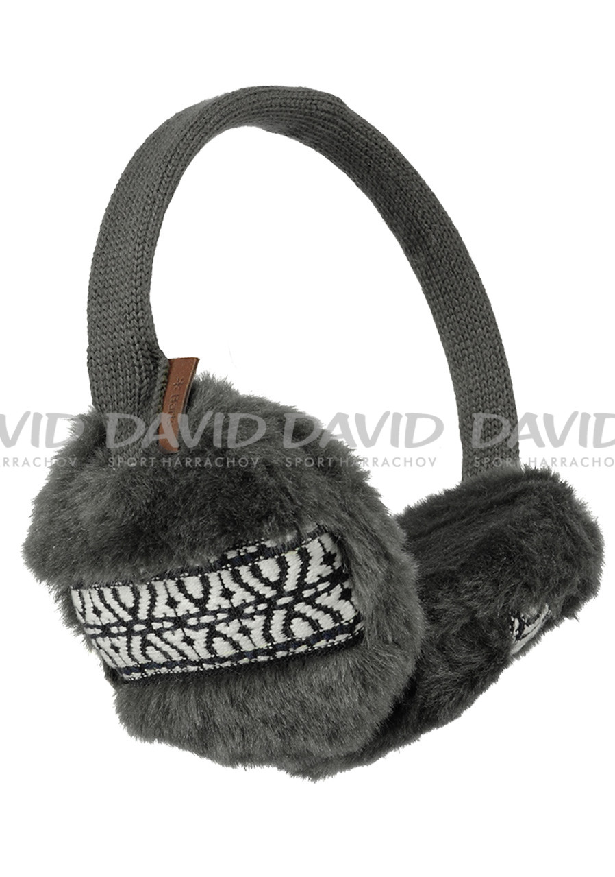 BARTS COOKIE EARMUFFS GREY