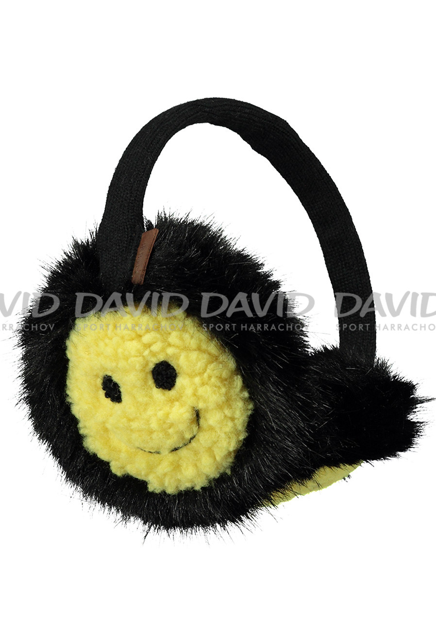 BARTS CANDY EARMUFFS BLACK