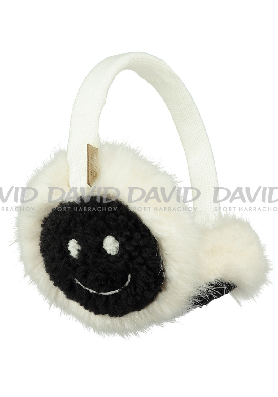 detail BARTS CANDY EARMUFFS WHITE