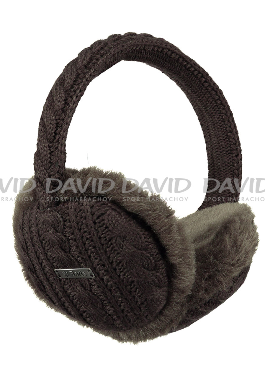 BARTS MONIQUE EARMUFFS BROWN