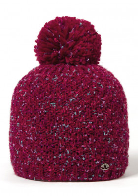 Dámská čepice Jail Jam Sweat Dream Beanie Bordeaux