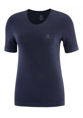 Salomon Outspeed Wool Seamless Ss Night Sk