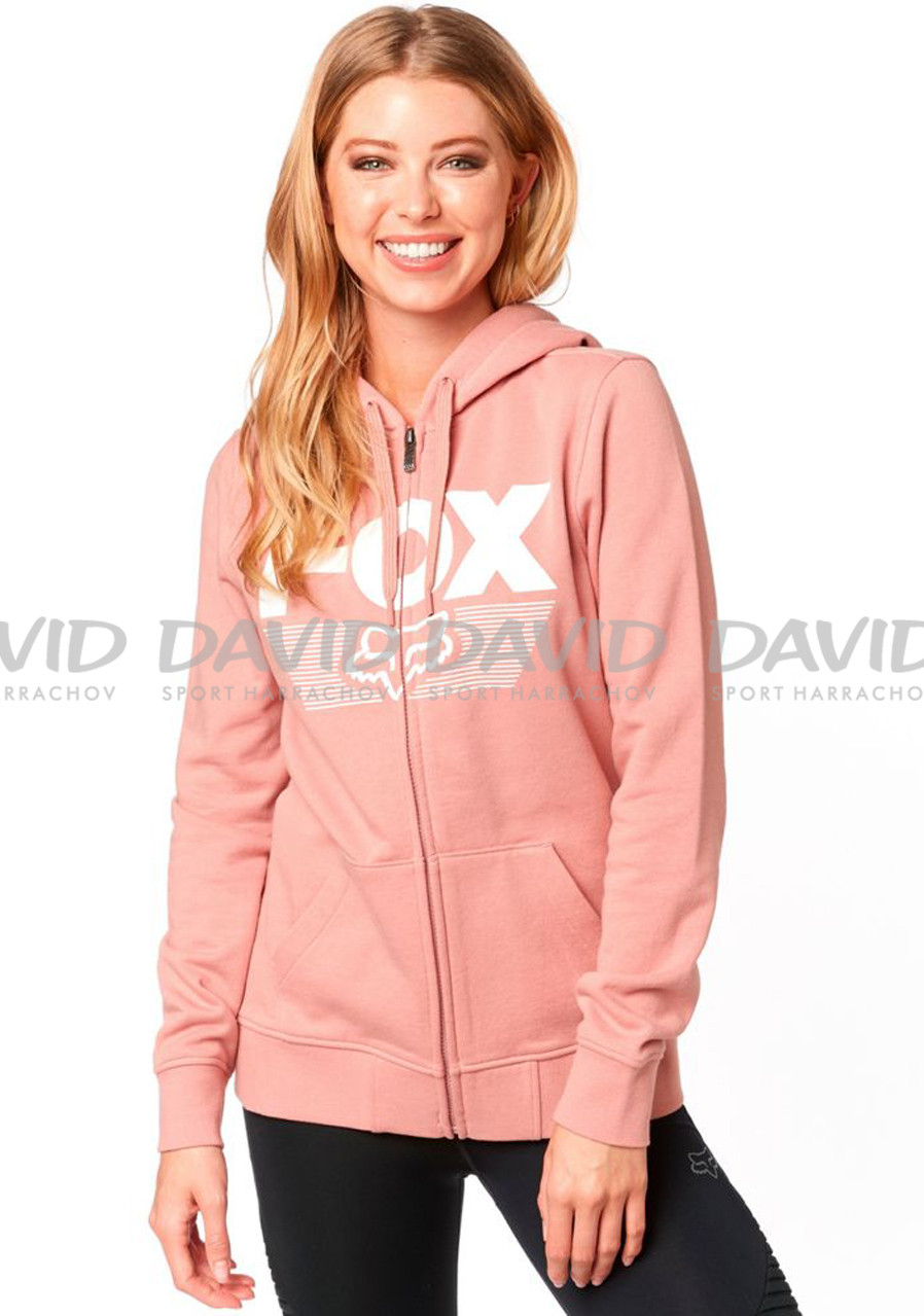 FOX ASCOT ZIP FLEECE