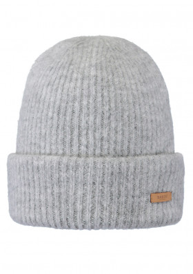 Čepice Barts Witzia Beanie heather grey