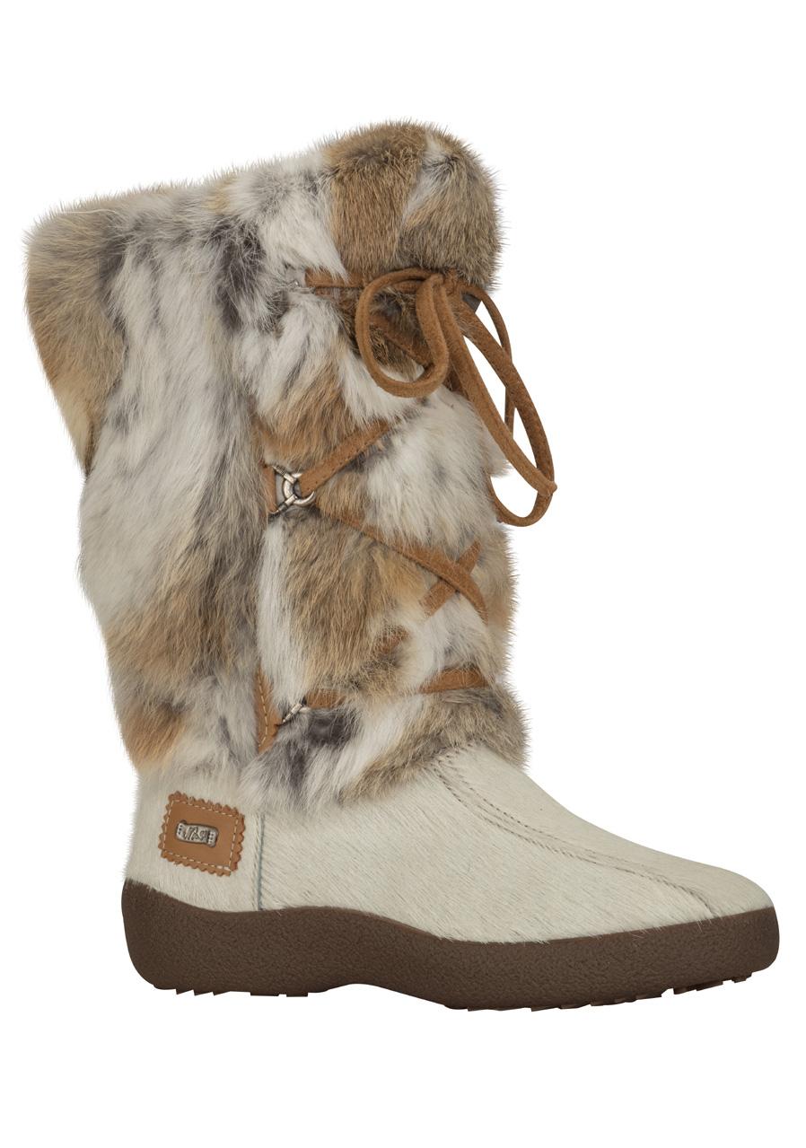 cc20a42d22 detail Dámské zimní boty NIS 715888 Stivale Pelliccia Lapin