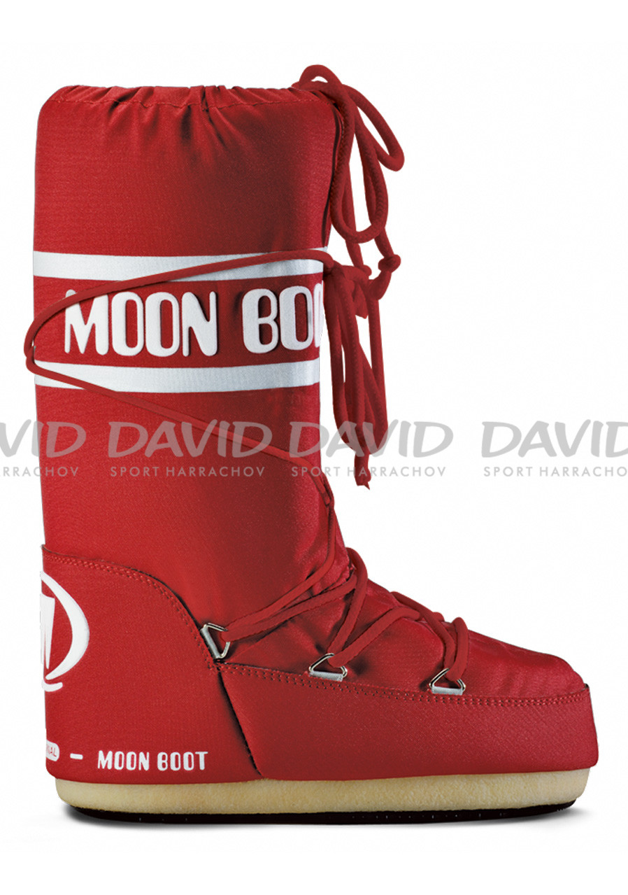 TECNICA MOON BOOT NYLON RED