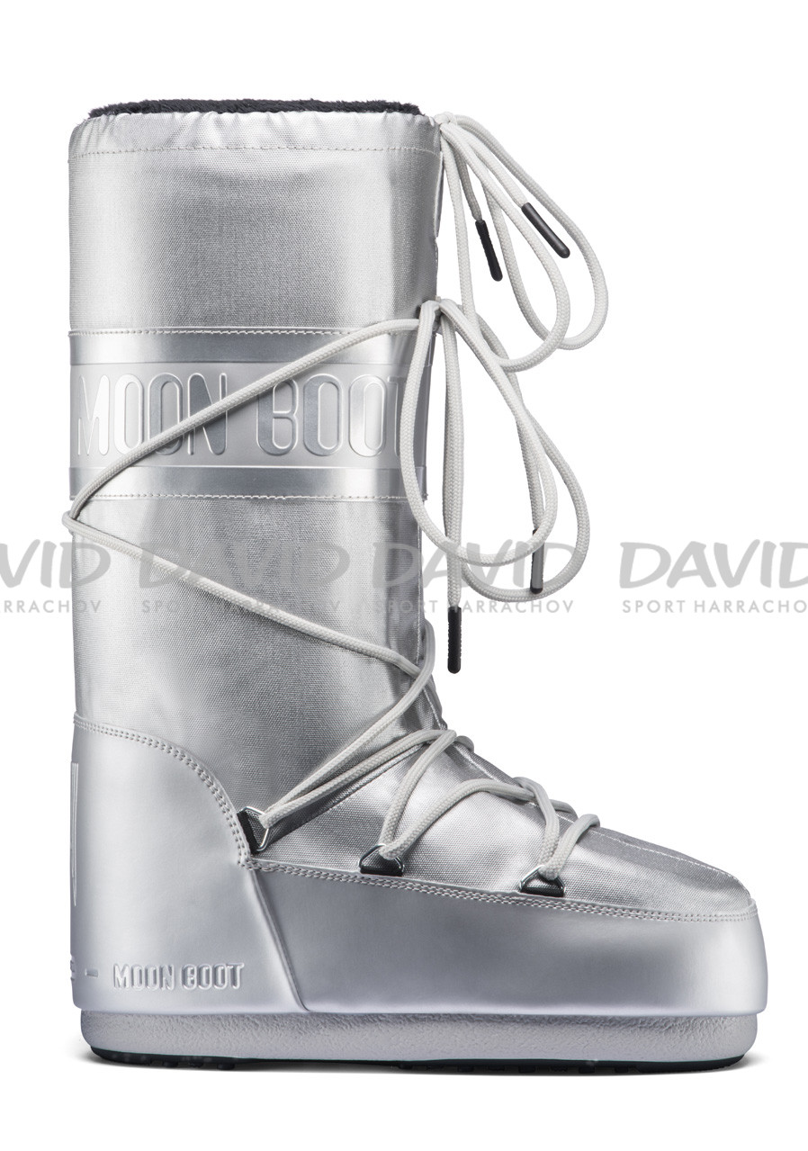 TECNICA MOON BOOT CLASSIC PLUS MET SILVER