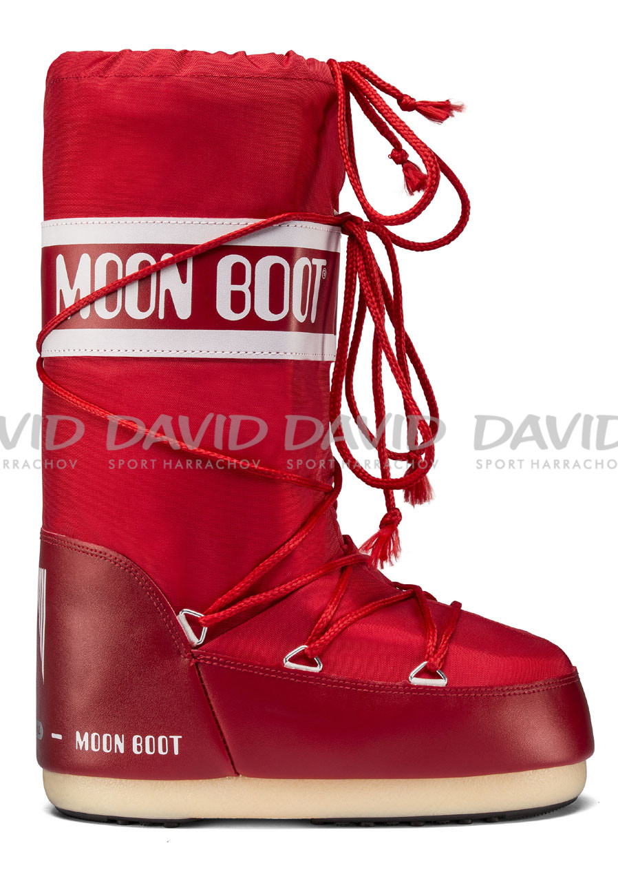 4afb0827d564 detail Dámské sněhule Tecnica Moon Boot Nylon red