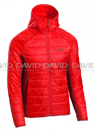 detail Atomic M Backland Primaloft Midl Rio Red/Red