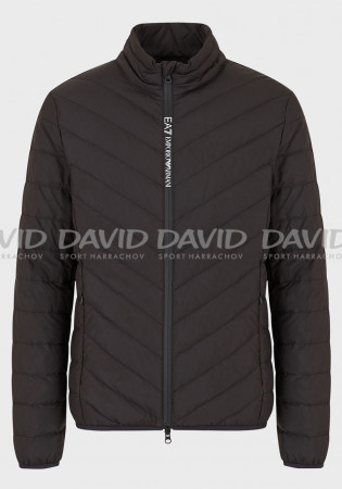 detail Armani 8NPB06 WOVEN DOWN JACKET BLACK