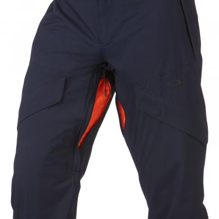 d5bfd2d090f detail Pánské lyžařské kalhoty Oakley Vertigo 15K BZS modré