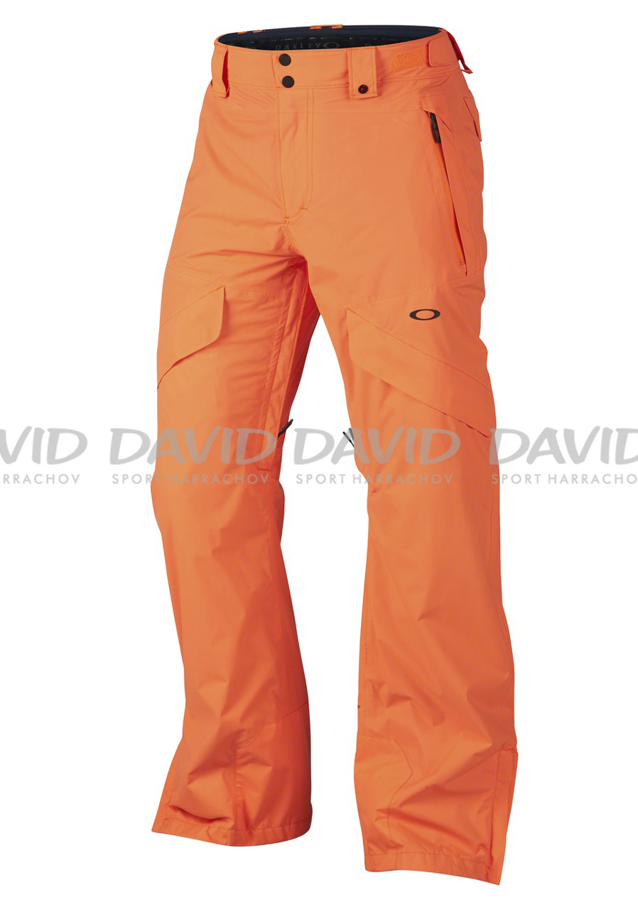 detail OAKLEY VERTIGO 15K BZS PANT ORANGE