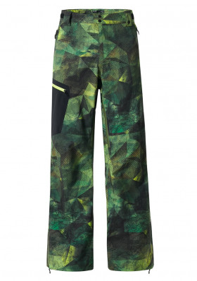 Oakley Black Forest Shell 3l 15k Pant Geo Camo P