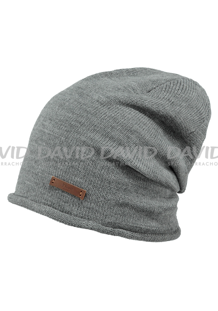 BARTS JAMES BEANIE DARK HEAT
