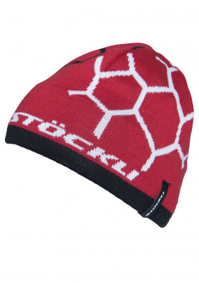 Pánská čepice Stockli Men head WRT red