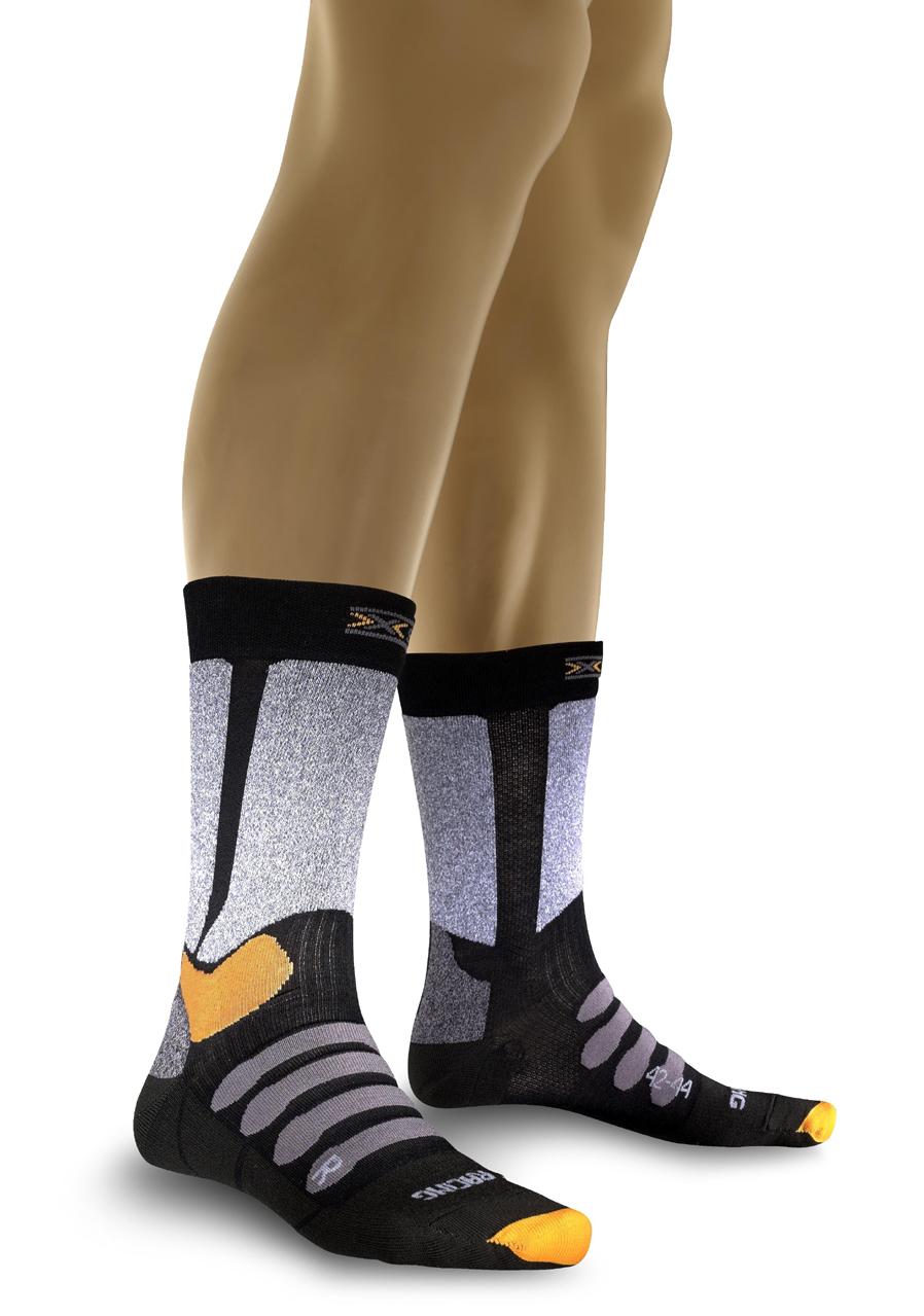 Pánské ponožky X-Socks ski XC Racing  4c52e6741e