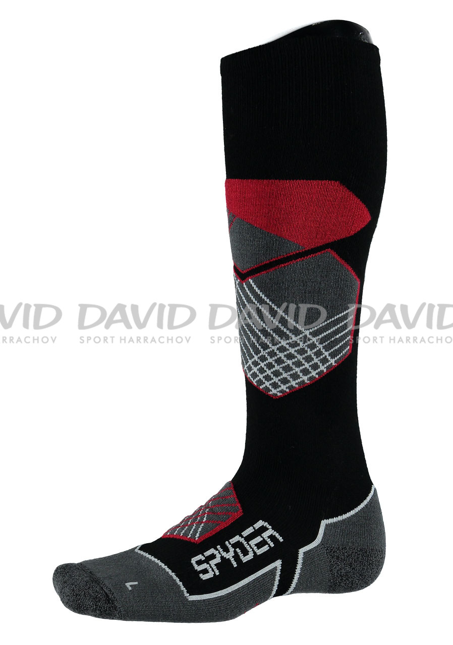 SPYDER 17-626904 EXPLORER SOCK 001