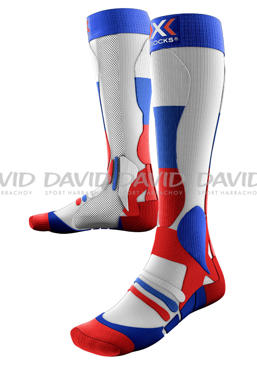 detail X-SOCKS SKI PATRIOT RUSSIA
