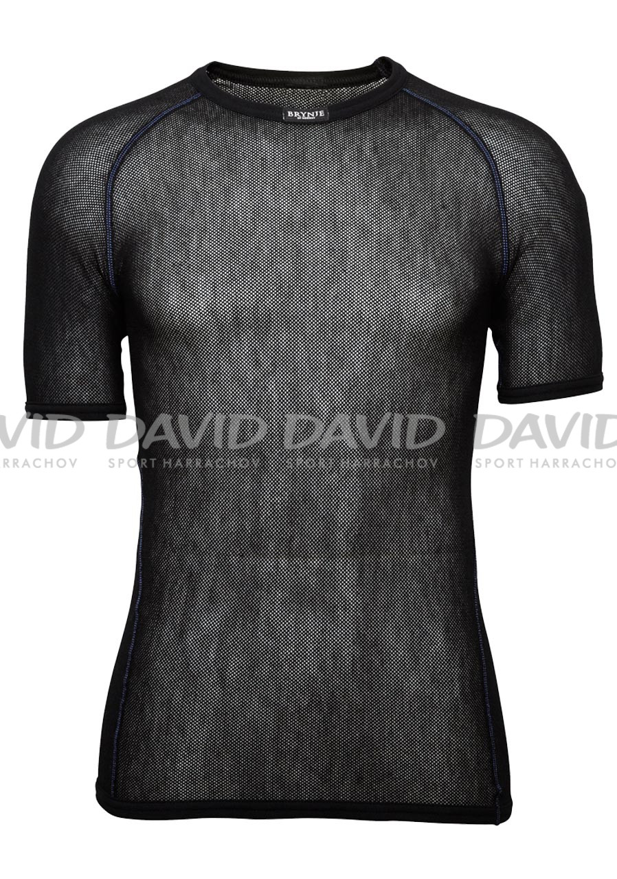 Pánské triko BRYNJE WOOL THERMO LIGHT T-SHIRT