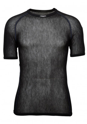 Pánské triko BRYNJE Super Thermo T-shirt černé  b31317d7b7