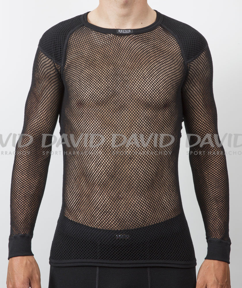 náhled BRYNJE WOOL THERMO SHIRT W/INLAY
