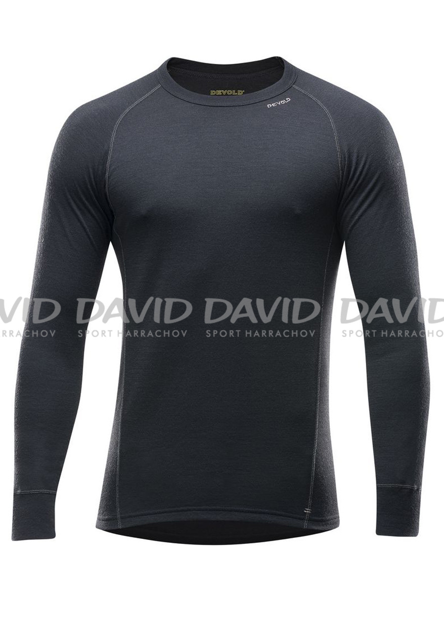detail DEVOLD DUO ACTIVE MAN SHIRT