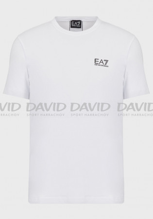 detail Armani 6HPT11 T-SHIRT WHITE