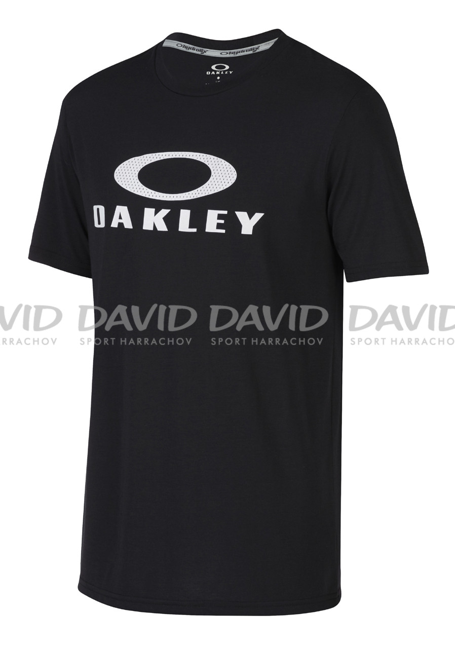 OAKLEY O-MESH BARK BLACK