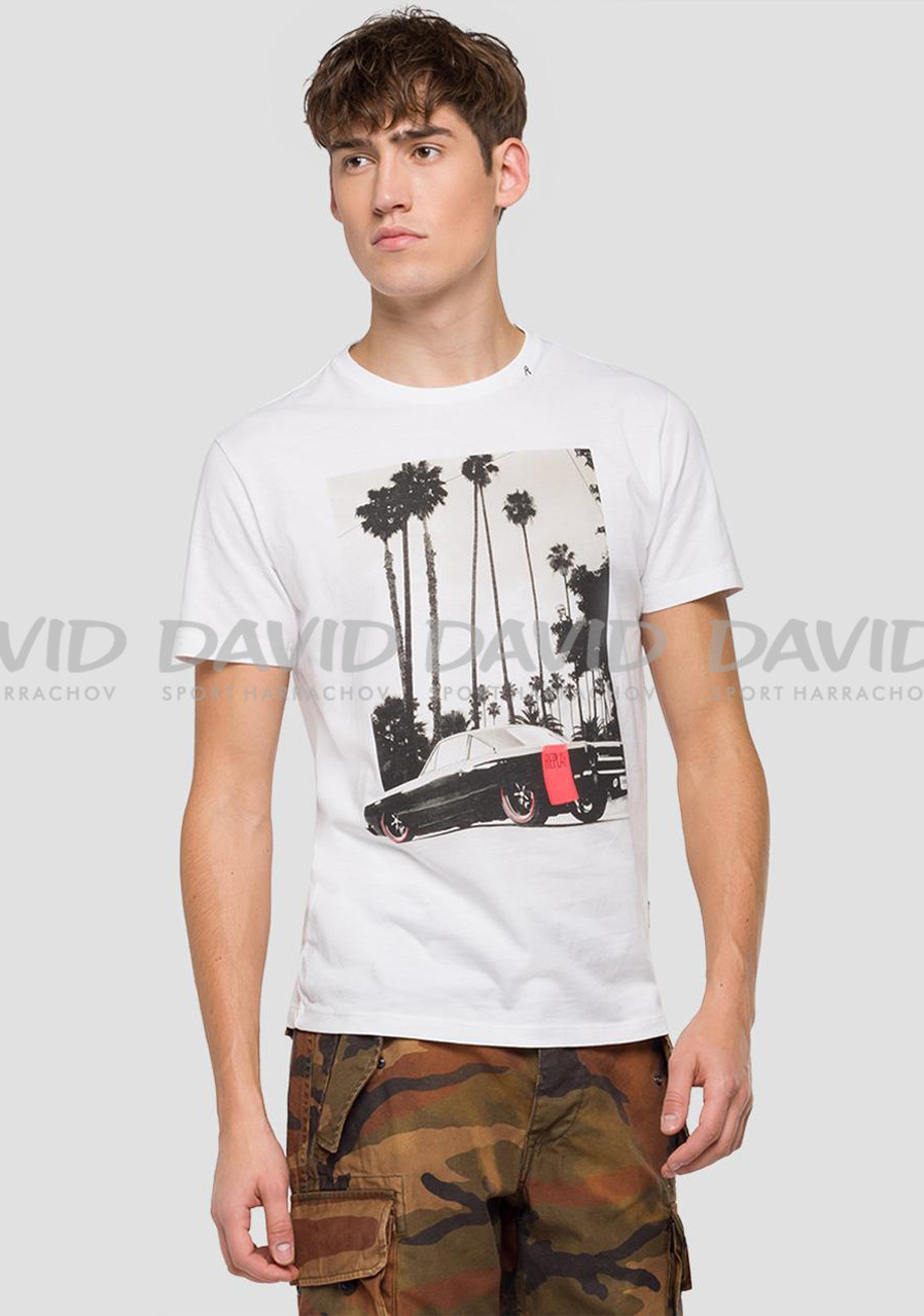 REPLAY M3474 T-SHIRT