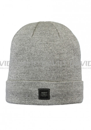 detail Barts Adrano Beanie heather grey