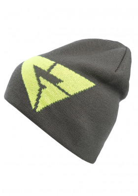 Gravity Logo Reversible Grey/Lime