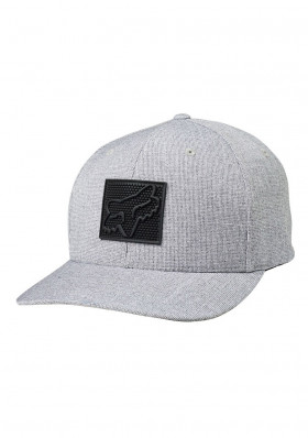 Kšiltovka Fox Completely Flexfit Hat Heather Grey