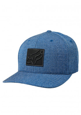 Kšiltovka Fox Completely Flexfit Hat Heather Royal