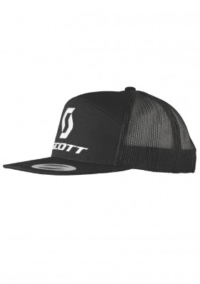 Kšiltovka Scott Cap Snap Back 10 Black/White